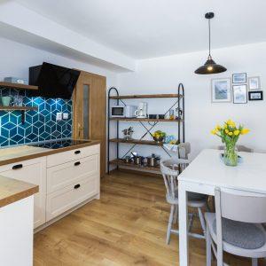Kuchyňa apartmánu Lúky